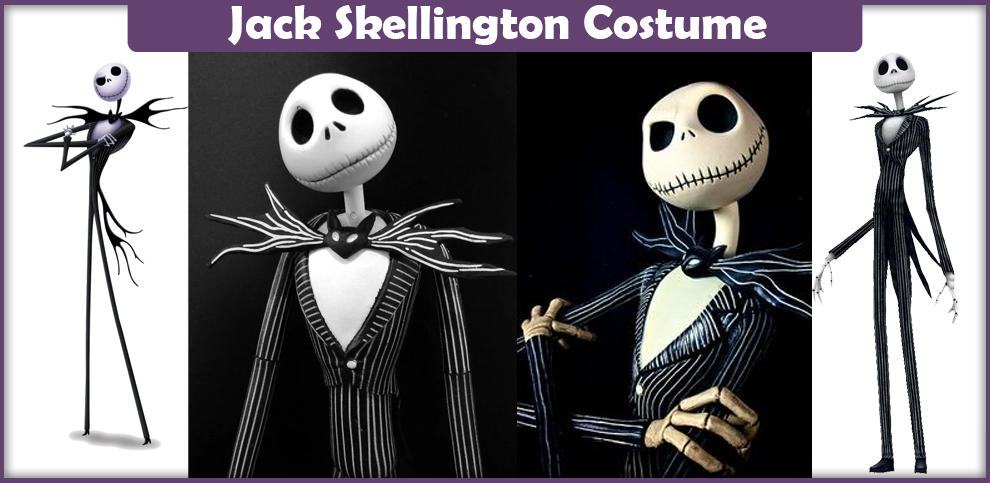 Jack Skellington Costume – A DIY Guide