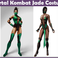 Mortal Kombat Jade Costume - A DIY Guide
