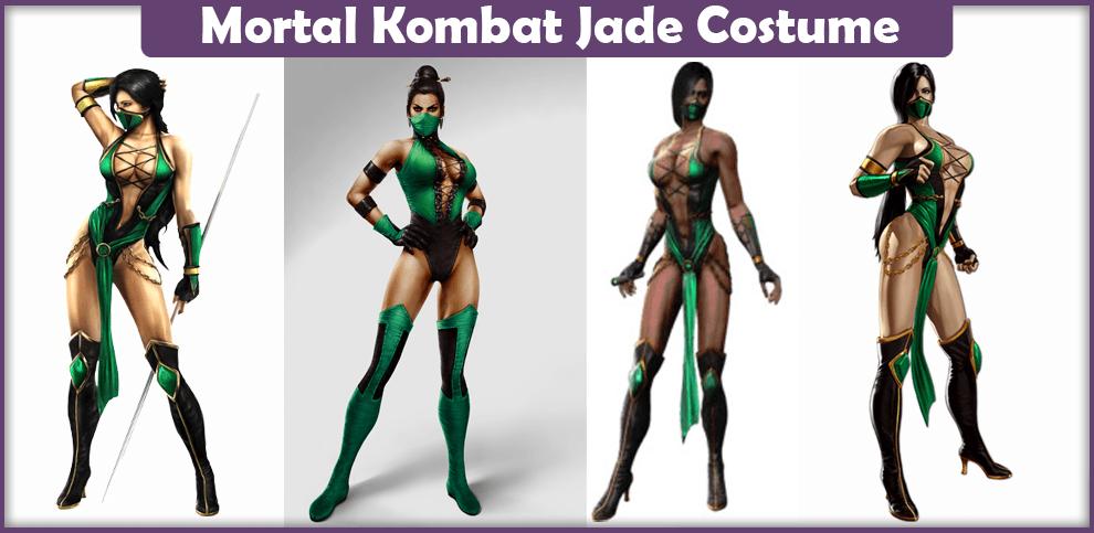 Mortal Kombat Jade Costume – A DIY Guide