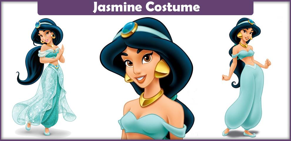 Jasmine Costume – A DIY Guide