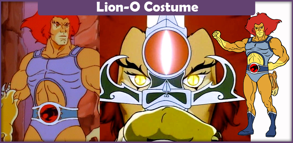 Lion-O Costume – A DIY Guide