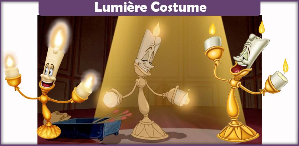 Lumière Costume – A DIY Guide