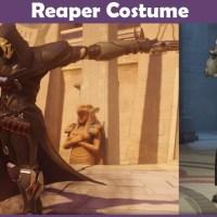 Reaper Costume - A DIY Guide
