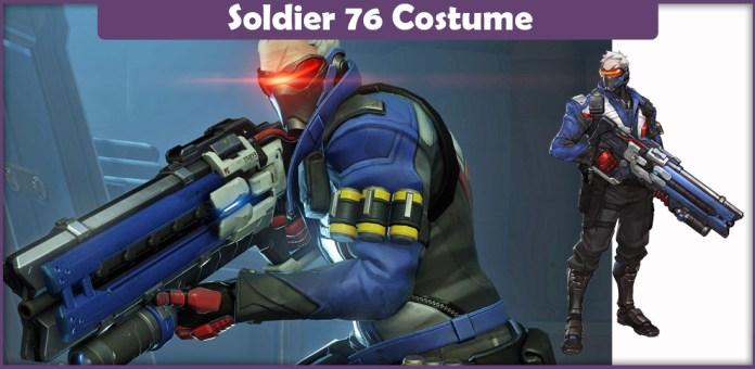 Soldier 76 Costume