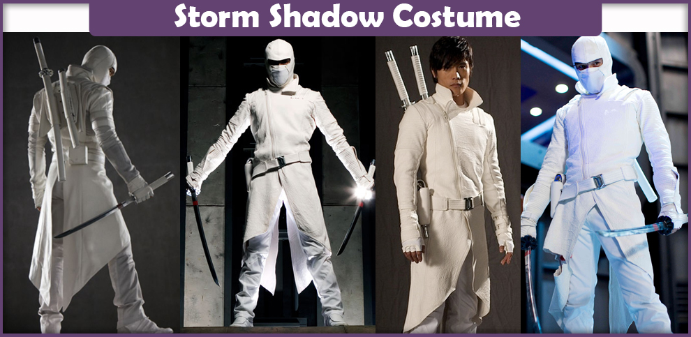 Storm Shadow Costume – A DIY Guide