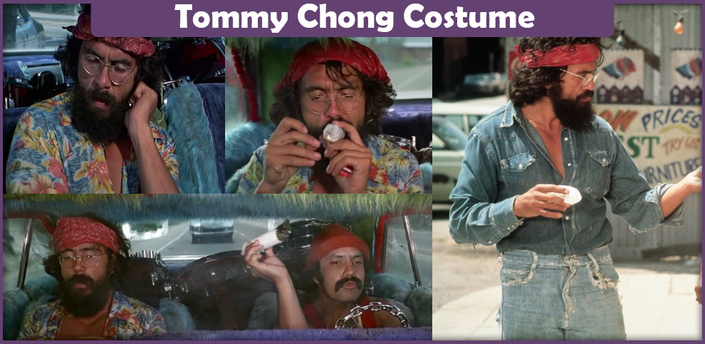 Tommy Chong Costume – A DIY Guide
