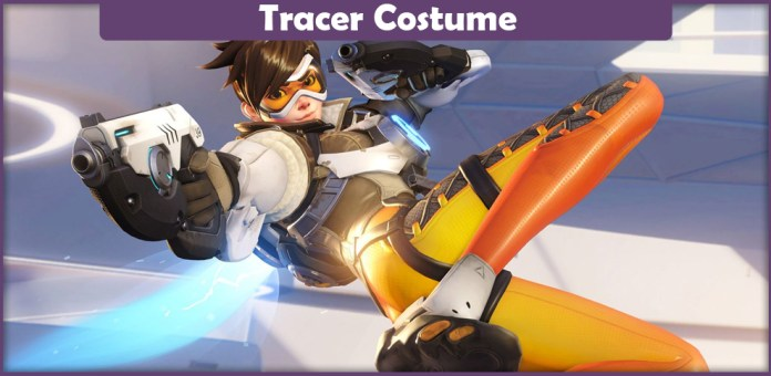 Tracer Costume