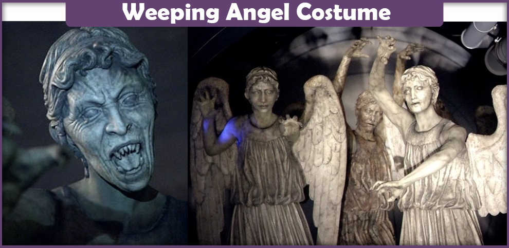 Weeping Angel Costume – A DIY Guide