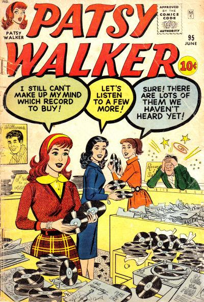 Patsy Walker Red Outfit Reference Image.