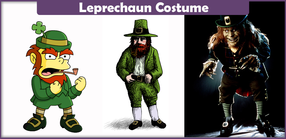 Leprechaun Costume – A DIY Guide