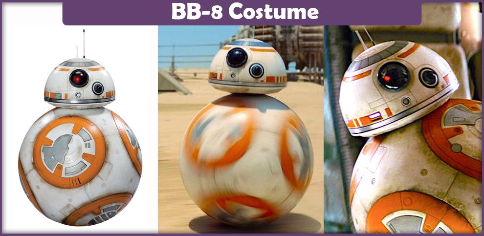 BB-8 Costume – A DIY Guide