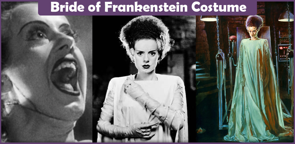 Bride of Frankenstein Costume – A DIY Guide