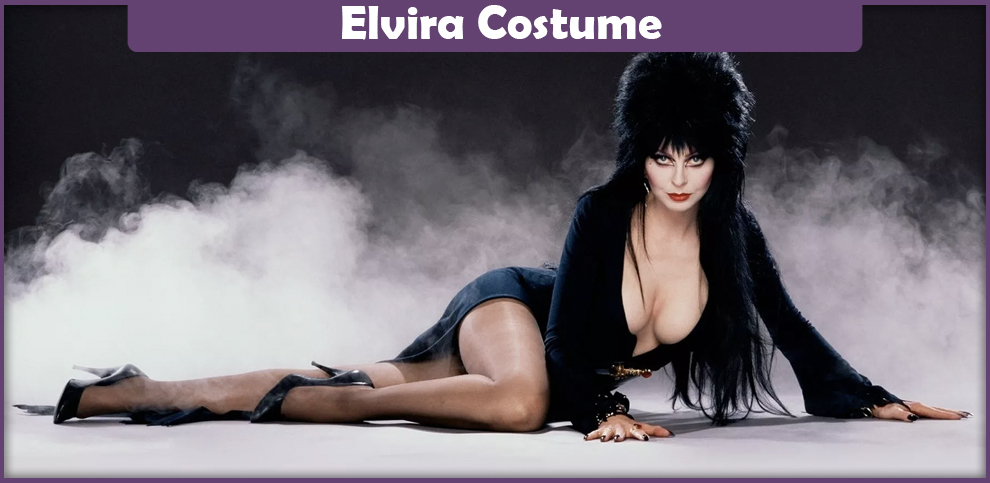 Elvira Costume – A DIY Guide