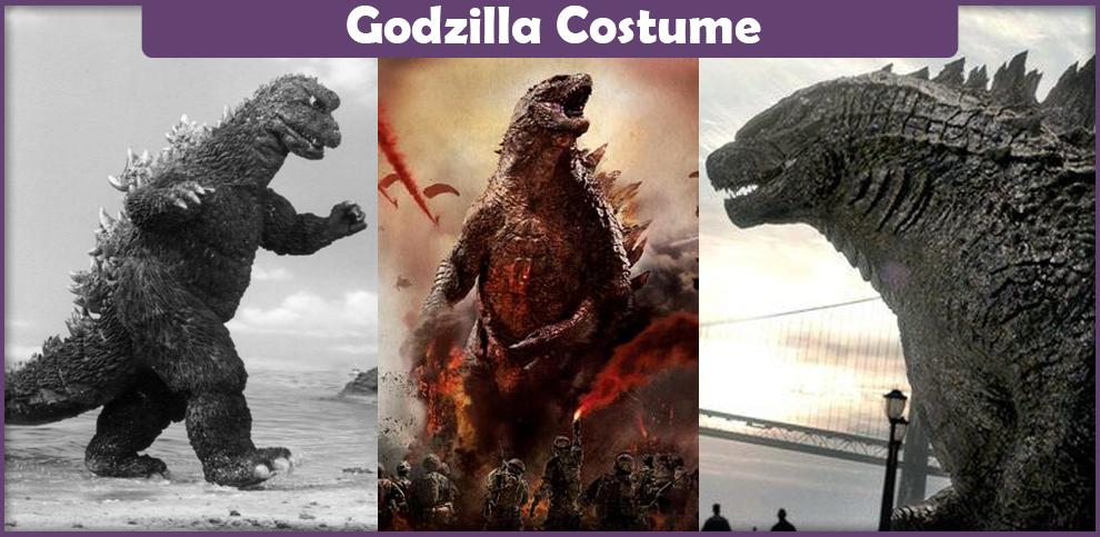 Godzilla Costume – A DIY Guide