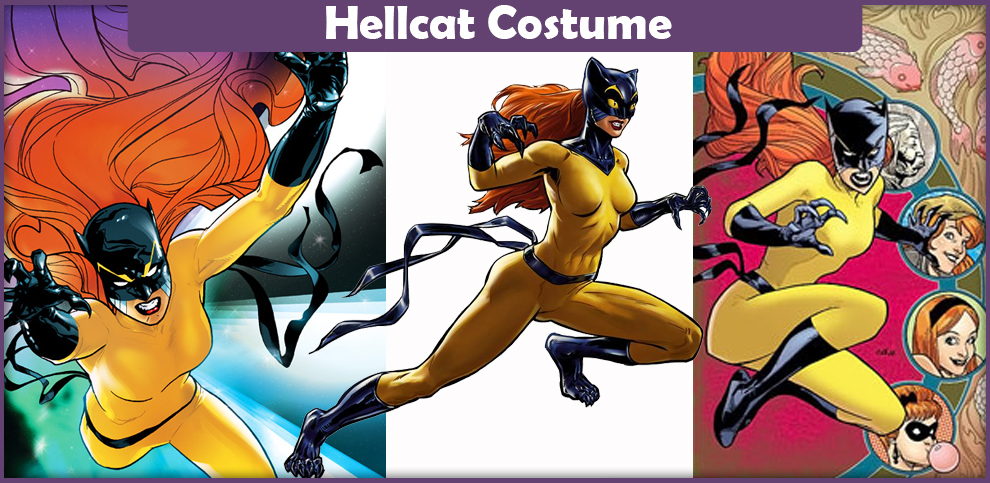 Hellcat Costume – A DIY Guide