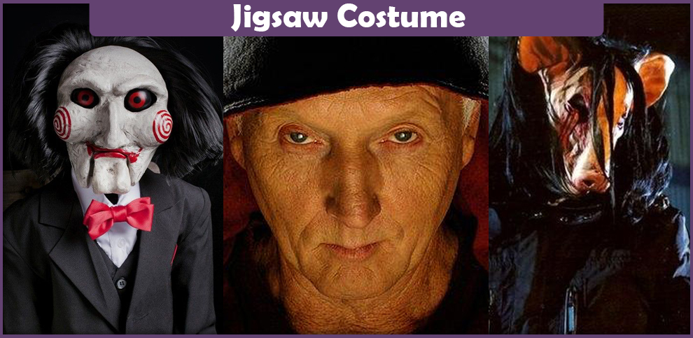 Jigsaw Costume – A DIY Guide