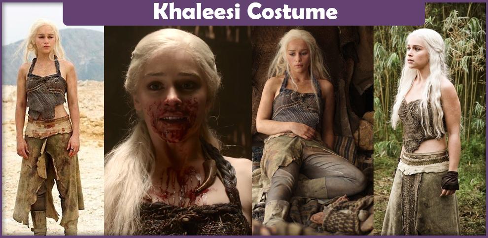 Khaleesi Costume – A DIY Guide