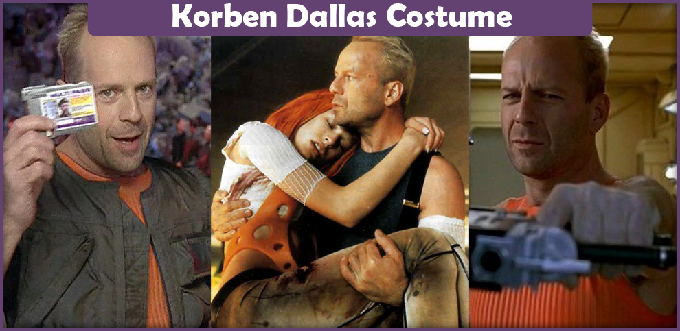 Korben Dallas Costume