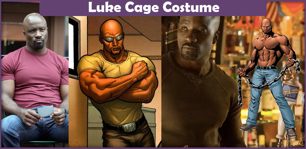 Luke Cage Costume – A DIY Guide