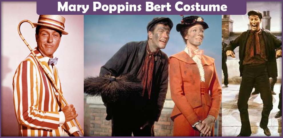 Mary Poppins Bert Costume – A DIY Guide