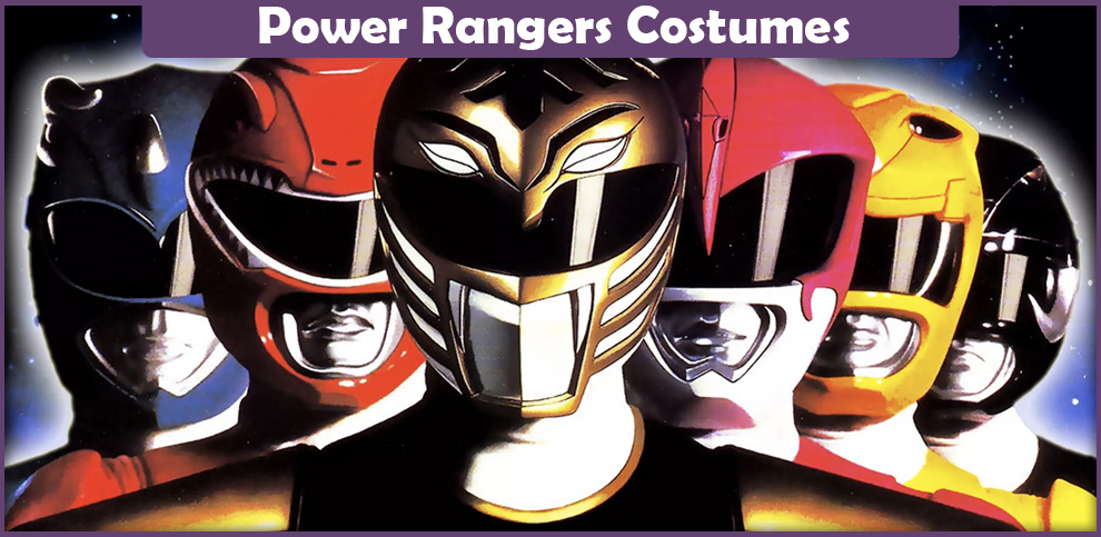 Power Ranger Costumes – A DIY Guide