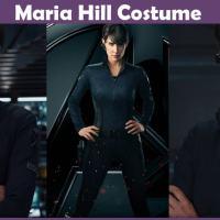 Maria Hill Costume - A DIY Guide