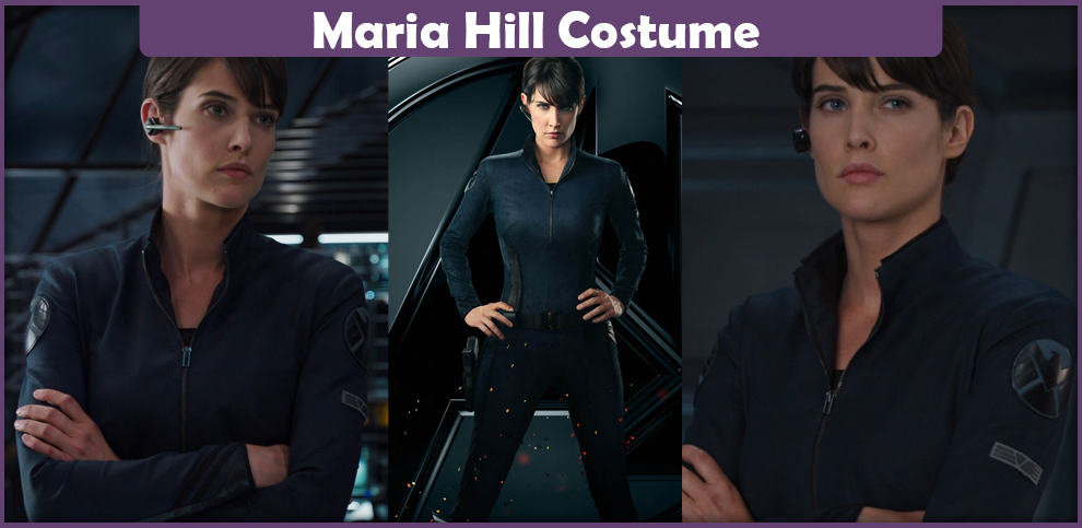 Maria Hill Costume – A DIY Guide