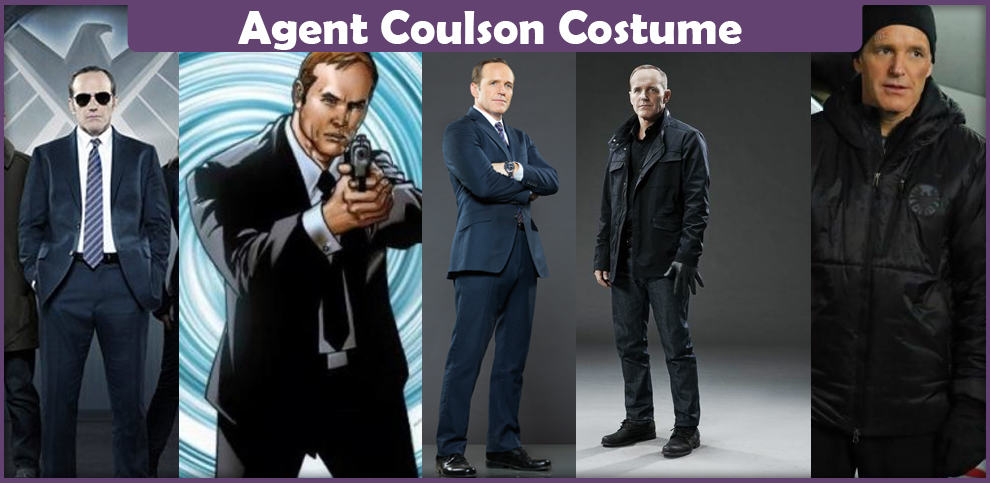 Agent Coulson Costume – A DIY Guide