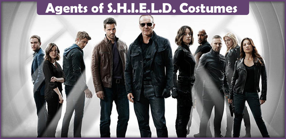 Agents of Shield Costumes – A DIY Guide