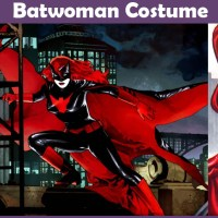 Batwoman Costume - A DIY Guide