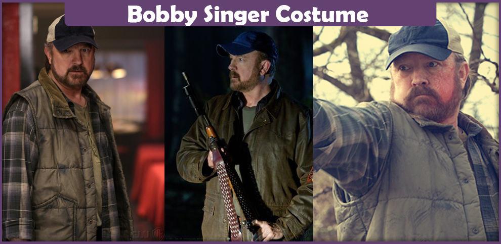 Bobby Singer Costume – A DIY Guide