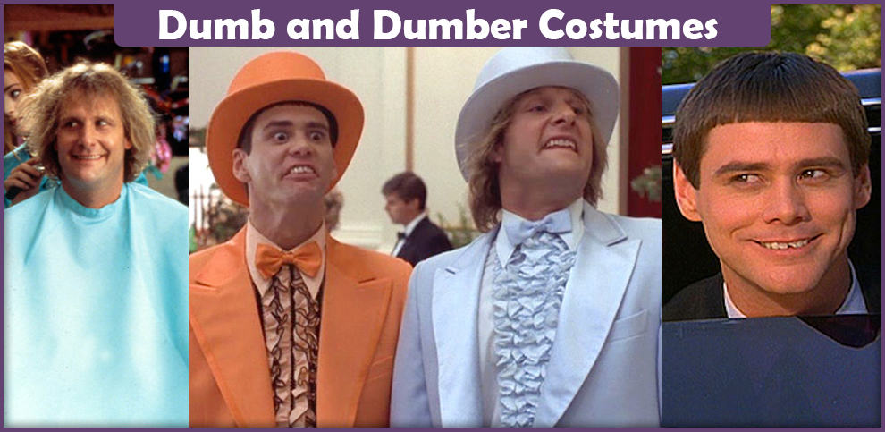 Dumb and Dumber Costumes – A DIY Guide