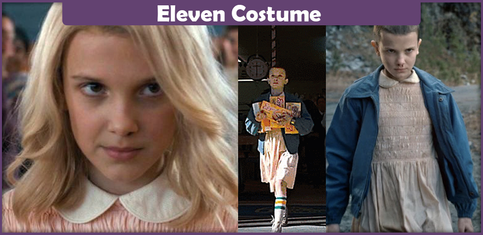 Eleven Costume – A DIY Guide