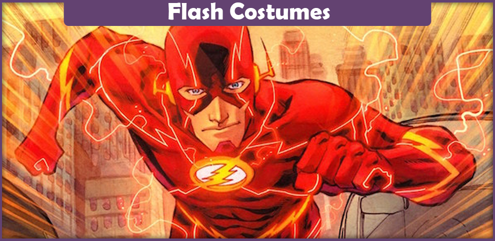 Flash Costumes – A DIY Guide