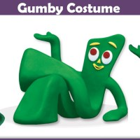 Gumby Costume - A DIY Guide