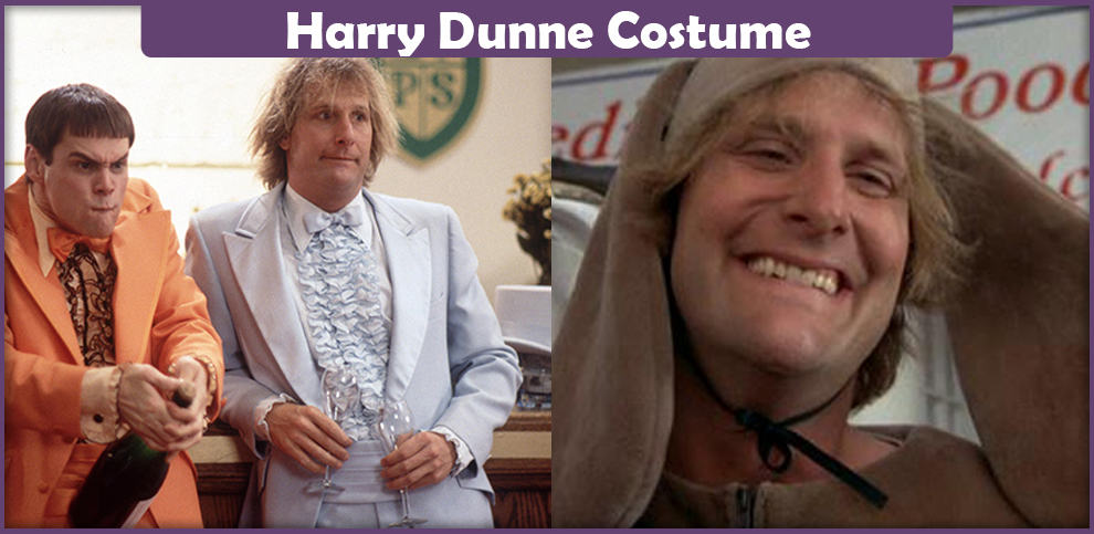 Harry Dunne Costume – A DIY Guide