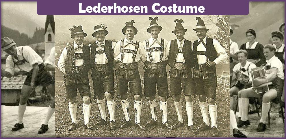 Lederhosen Costume – A DIY Guide