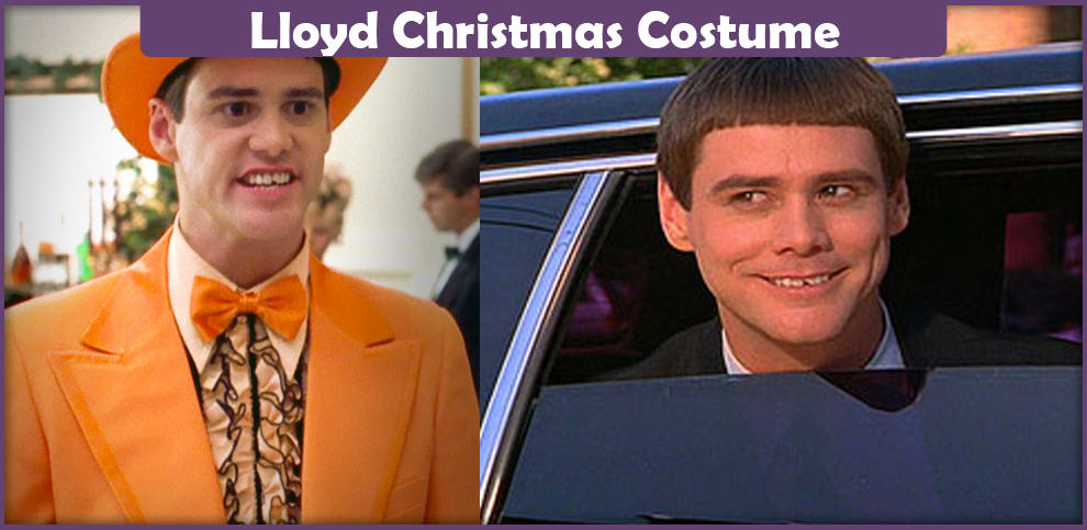 Lloyd Christmas Costume - A DIY Guide - Cosplay Savvy