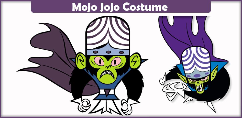 Mojo Jojo Costume – A DIY Guide