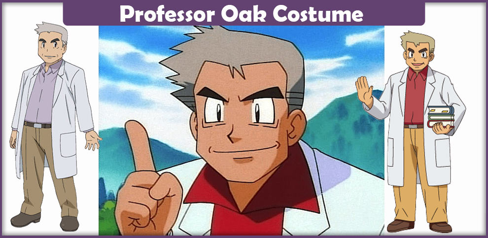 Professor Oak Costume – A DIY Guide