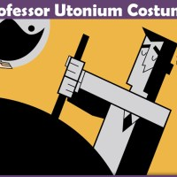Professor Utonium Costume - A DIY Guide