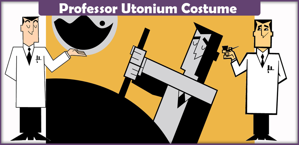 Professor Utonium Costume – A DIY Guide