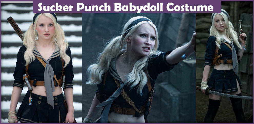 Sucker Punch Babydoll Costume – A DIY Guide