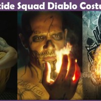 Suicide Squad Diablo Costume - A DIY Guide