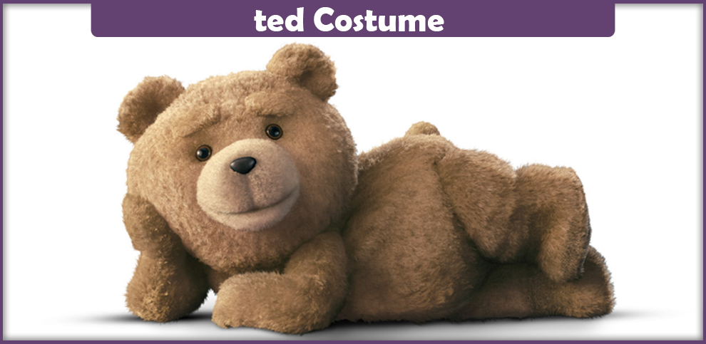 Ted Costume – A DIY Guide