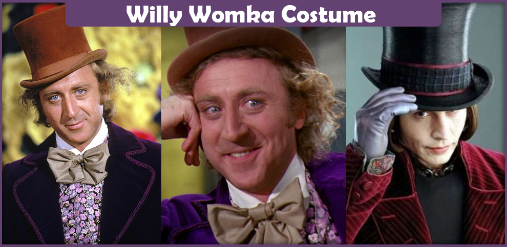Willy Wonka Costume – A DIY Guide