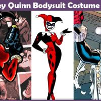 Harley Quinn Bodysuit - A DIY Guide
