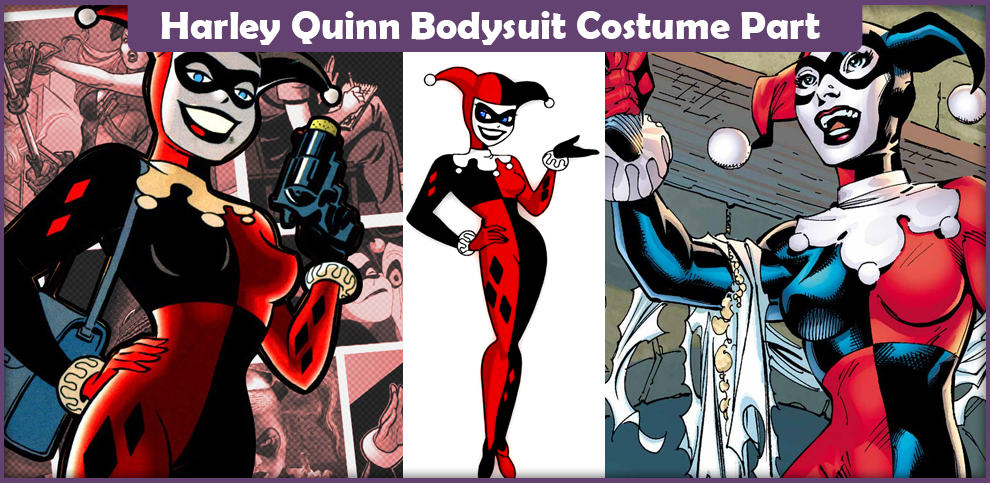 Harley Quinn Bodysuit – A DIY Guide