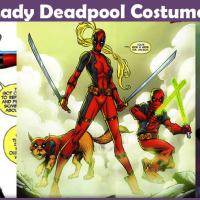 Lady Deadpool Costume - A DIY Guide
