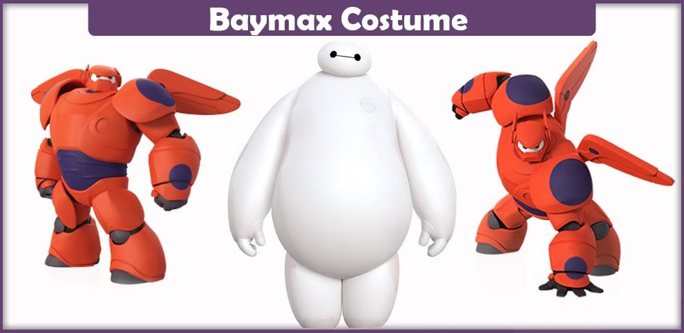 Baymax Costume – A DIY Guide